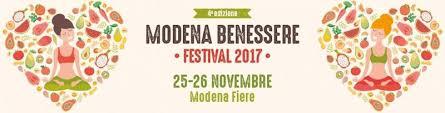 """""""Modena Benessere Festival"""" a ModenaFiere"""