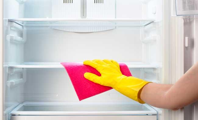 Utilizzare l'aceto bianco per le pulizie di casa – 2