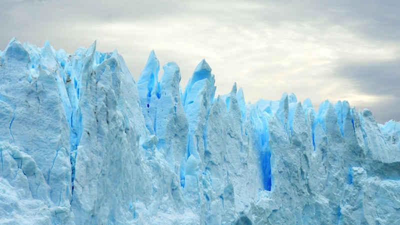 Fusione dei ghiacci al punto di non ritorno