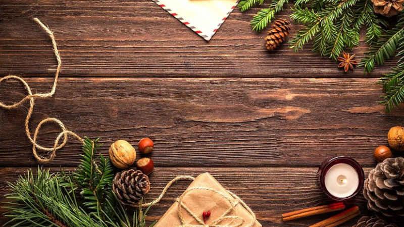 I regali di Natale eco sostenibili