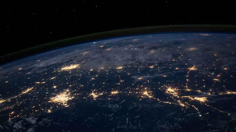 Oggi celebriamo l'Earth Hour