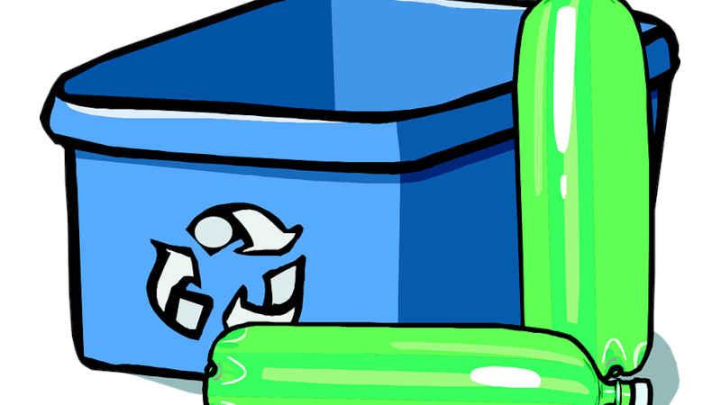 Effettuare il riciclaggio dei rifiuti